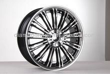 Car alloy wheel for sale with chromed (ZW-X110)