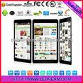 o mais novo 2014 7 polegadas dual core comprimidos 3g pc tablet com android gps