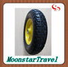 high quality 8 inch rubber wheel 350-8