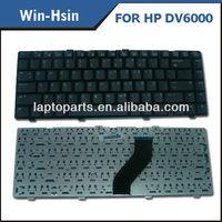 Wholesale!!! for HP pavilion keyboard layout DV6000 DV6500 series