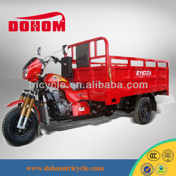 China gasoline three wheel motorcycle for cargo