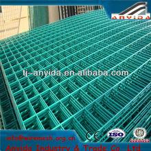 steel fence/welded wire mesh factory