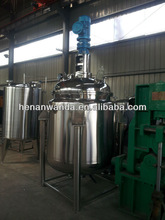 316 Stainless steel Alcohol/dairy fermentation tank with high quality