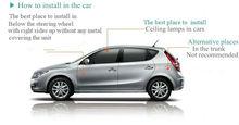 Car gps tracker GPS car location detector