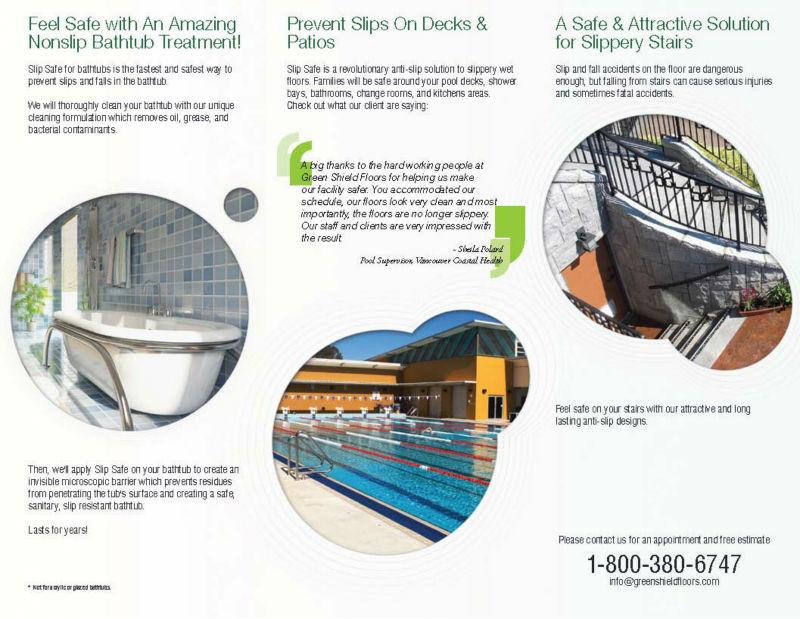 GSF Slip Resistant Stone & Tile Sealer SR1