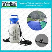 (83006) Manual plastic pump cooling mist sprayer atomizing cooler refillable mist sprayer
