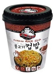 Instant Cup Rice - Beef flavor 3 min