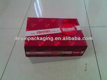 2kg cherry fruit paper box