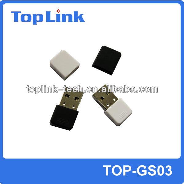 Ralink rt5370 802.11n yüksek güç kablosuz usb adaptörü kablosuz usb wifi adaptör