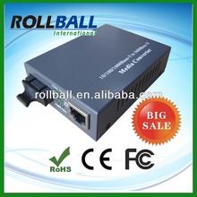 Nice price 10/100/1000 media converter