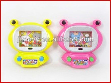 Kids Toys Plastic Computer Water Game machine(2 colors) with EN71,ASTM, Toys for Children, Intelligent Water Toys, DE003458