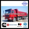 novo motor diesel euro 3 cor vermelha 31 4 ton eixos 12 pneus 8x4 comprar caminhão