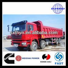 Nova euro motor diesel 3 cor vermelha 31 ton 4 eixos 12 pneus 8 x 4 comprar caminhão