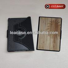 Mini PC leather book case-pad Mini, rotatable pad Mini case