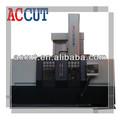 ACCUT CK5112, torno de columna simple/individual para carga pesada, máquina de torno CNC vertical