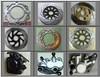 Zenella moto brake parts,brake disk,brake calipers