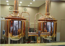 Microbrewery Copper/Mini Beer Brewing Equipment