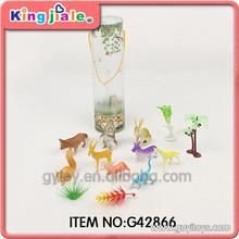 plastic wild animal figurine toy