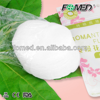 high quality non sterile cosmetics cotton pads