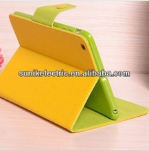 2015 Top sale hybrid design tablet case for ipad mini