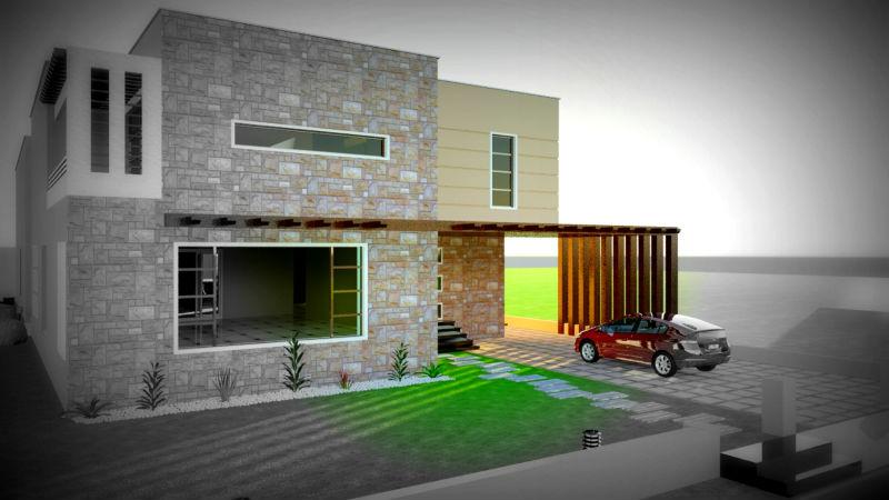 3d Front Elevation,Interior,Architecture,2d +3d Design Services Online ...