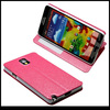 ultra thin pu leather phone case for samsung galaxy note 3