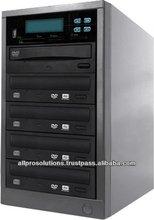 M-BC-3-BD Blu-Ray CD DVD Duplicator 4 Drives w/ Memory Card to DVD Copy (MS / CF / SD / MMC / USB)