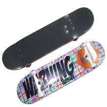 hard rock 7 ply Canada maple skateboard,Abec-9 bearing,PU wheel