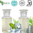Natural peppermint oil for electronic cigarettes