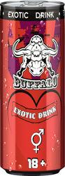Buffalo Love Drink - Energy Drink +18