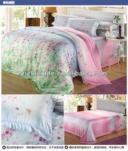 tencel duvet, cotton printing 100% tencel bedsheets