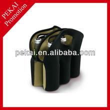 Promotional gift/logo gift/beer neoprene cooler bags