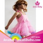 Wholesale children rainbow dress