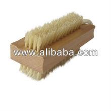 Large Double Sided Long Bristle Nail Brush
