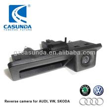 CCD car rear view camera for VW PASSAT, Bora, Tiguan, Touareg,Touran, Jetta, Golf Plus