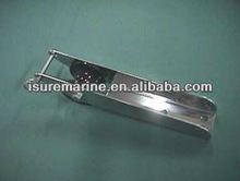 Anchor Roller W/PU roller-Stamped 304 Stainless Steel / PU/marine hardware