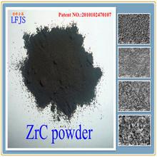 Zirconium carbide properties