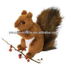 NWT Douglas Plush Roadie Red Squirrel, Plush Squirrel, Toy Squirrel