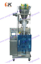 (SK-F60C)seasoning edges sealing small automatic vertical packing machine