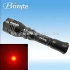 Best Selling Powerful Tactical Torch Red Hunting LED Light
