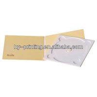 guangzhou city paper CD sleeves