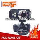 Popular design usb 2.0 pc camera windows with microphone