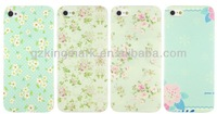 Painted Various Pattern Phone Hard Back Skin Case Cover for Apple IPhone4 4S 5 5S
