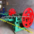 Automatic Nail Making Equipment China Supplier / Automatic Nail Making Machine Made in China
