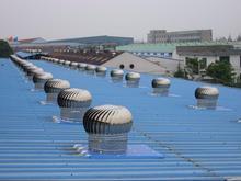 turbina a vento sul tetto ventilatori aria