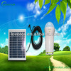 2013 the most lightest portable solar home lighting system/solar light for street panel
