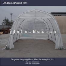 JQR1220 steel frame green house