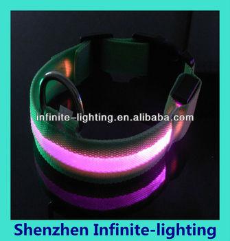 Best quality fake designer dog collars with high brightness/Dog Shock Collar