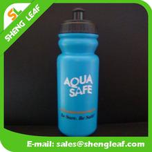 Sky blue water drink bottle
