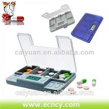 LCD display Timer box of medicine pill box reminder